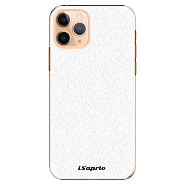 Plastové pouzdro iSaprio - 4Pure - bílý - iPhone 11 Pro
