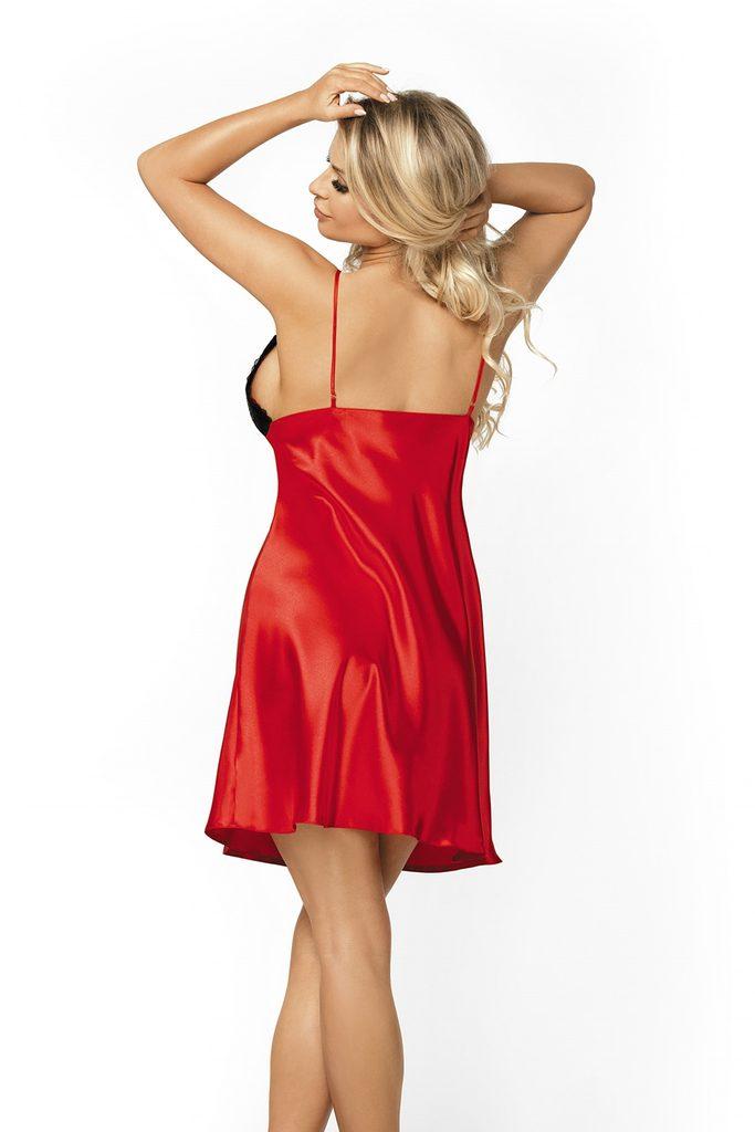 Dámská košilka Debbie red