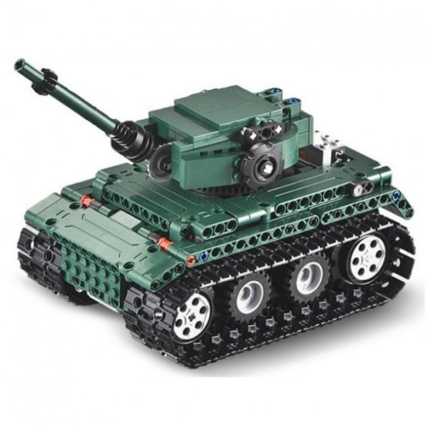 Stavebnice RC tanku – 313 dílků