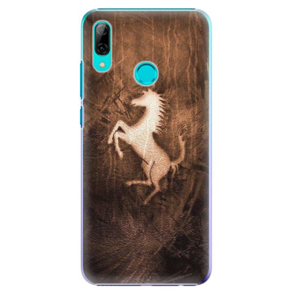 Plastové pouzdro iSaprio - Vintage Horse - Huawei P Smart 2019