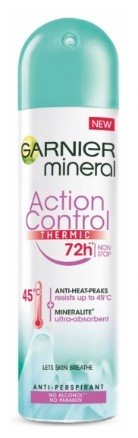 Mineral Action Control Thermic antiperspirant, 150 ml