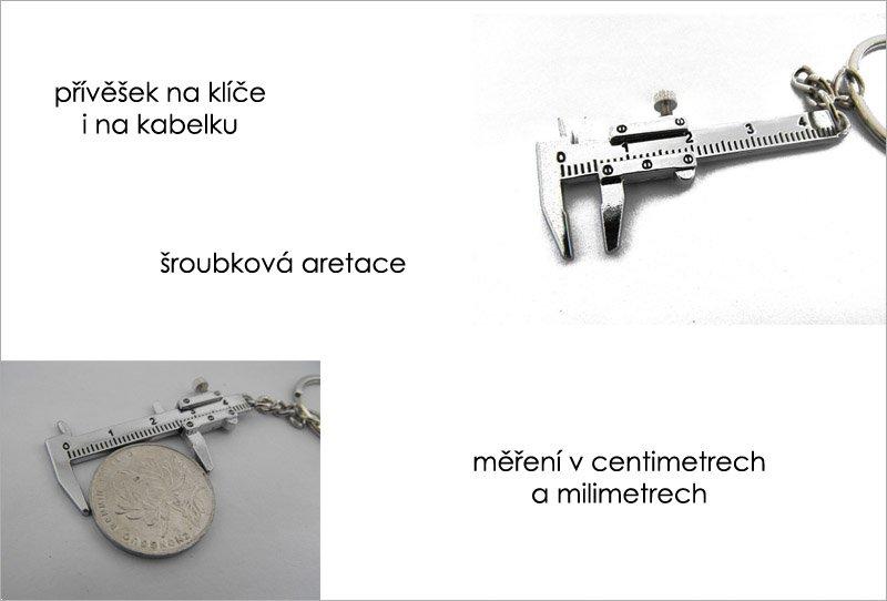 Přívěšek na klíče pro pracanta- šuplera