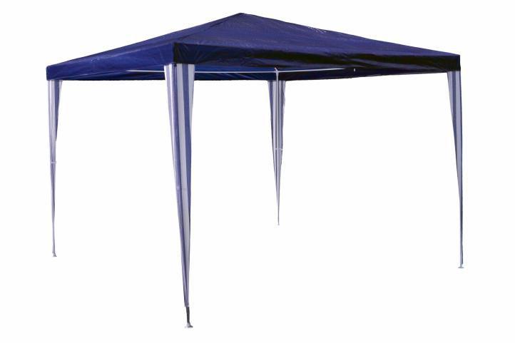 Zahradní  párty přístřešek - modrý 3 x 3 m