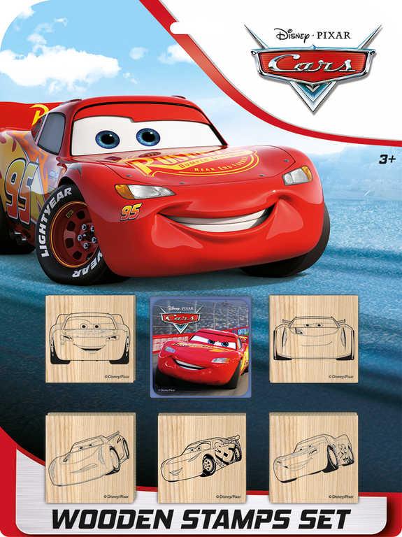 JIRI MODELS Razítka 5+1 Auta (Cars)