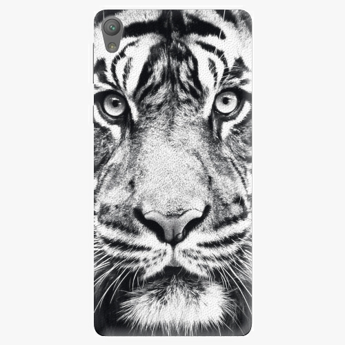 Plastový kryt iSaprio - Tiger Face - Sony Xperia E5