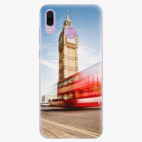 Silikonové pouzdro iSaprio - London 01 - Huawei Honor Play