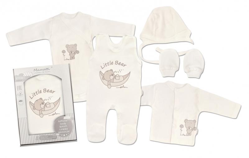 mamatti-novorozenecka-sada-do-porodnice-smetanova-medvidek-vel-62-62-2-3m