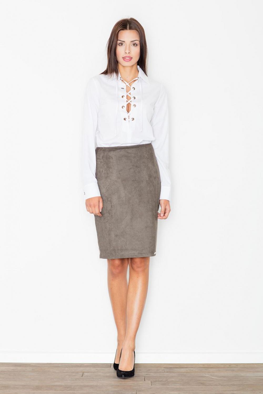 Klasická sukně model 111505 Figl
