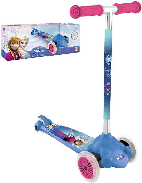 Koloběžka Mondo skládací kloubové řízení Frozen 2 (Ledové Království)