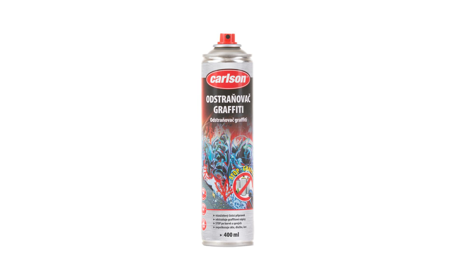 CARLSON odstraňovač graffiti 400 ml - aerosol
