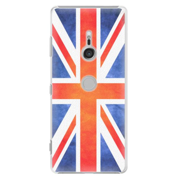 Plastové pouzdro iSaprio - UK Flag - Sony Xperia XZ3