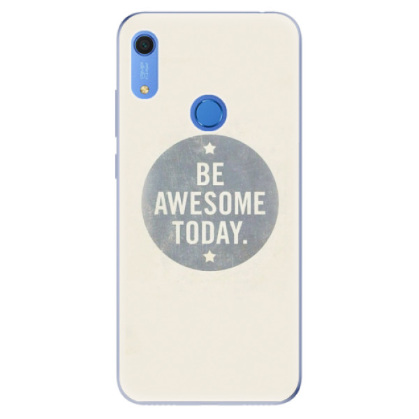 Odolné silikonové pouzdro iSaprio - Awesome 02 - Huawei Y6s