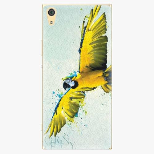 Plastový kryt iSaprio - Born to Fly - Sony Xperia XA1 Ultra