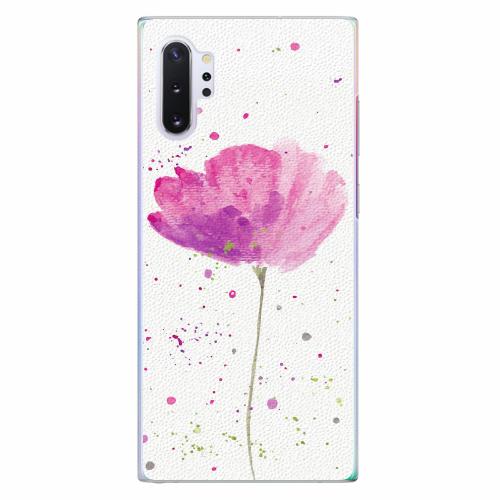 Plastový kryt iSaprio - Poppies - Samsung Galaxy Note 10+