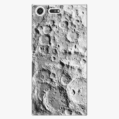 Plastový kryt iSaprio - Moon Surface - Sony Xperia XZ Premium