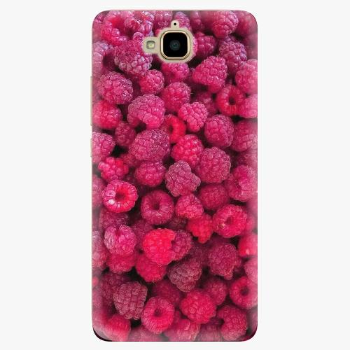 Plastový kryt iSaprio - Raspberry - Huawei Y6 Pro