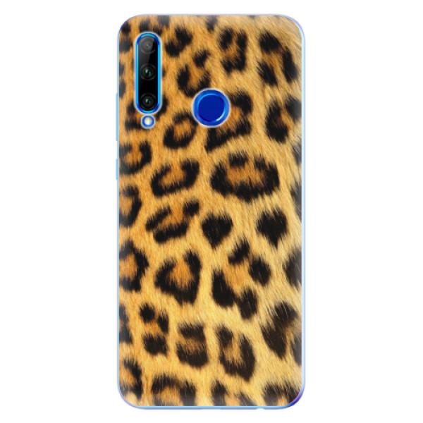 Odolné silikonové pouzdro iSaprio - Jaguar Skin - Huawei Honor 20 Lite