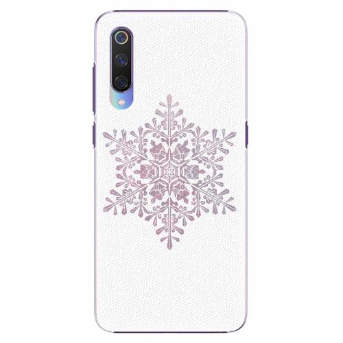 Plastový kryt iSaprio - Snow Flake - Xiaomi Mi 9