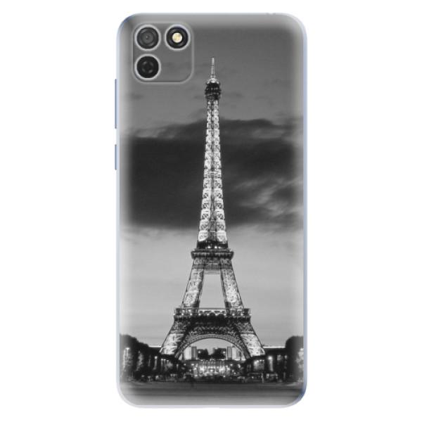 Odolné silikonové pouzdro iSaprio - Midnight in Paris - Honor 9S