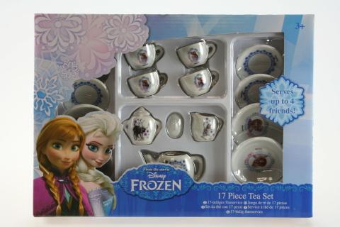 Velký čajový set Frozen