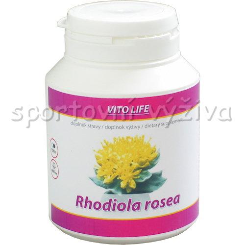 Rhodiola Rosea 100mg 100 kapslí