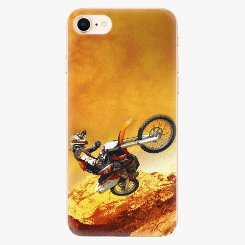 Plastový kryt iSaprio - Motocross - iPhone 8