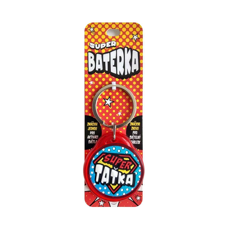 Super baterka - Taťka