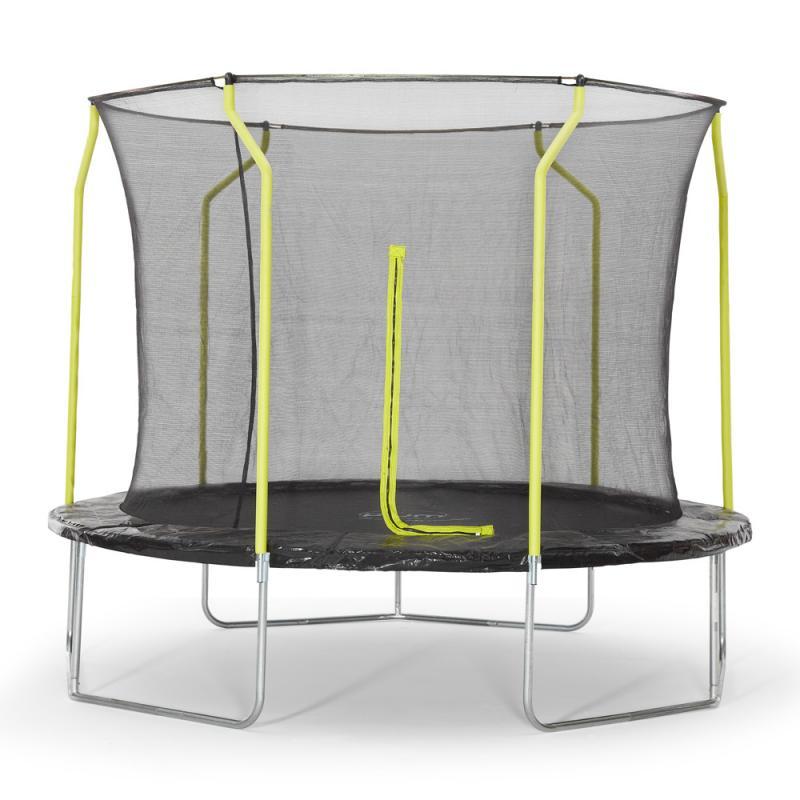 Zahradní trampolina s ochrannou sítí 305x305x250cm