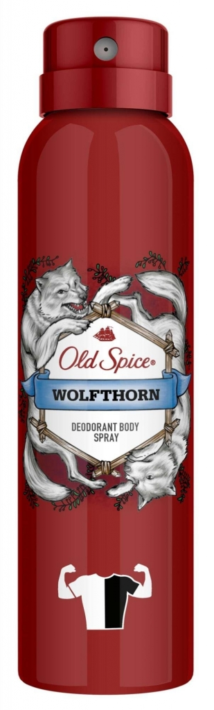 Wolfthorn deodorant ve spreji 150 ml