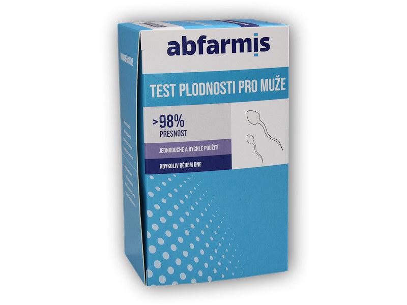 Abfarmis Test mužské plodnosti