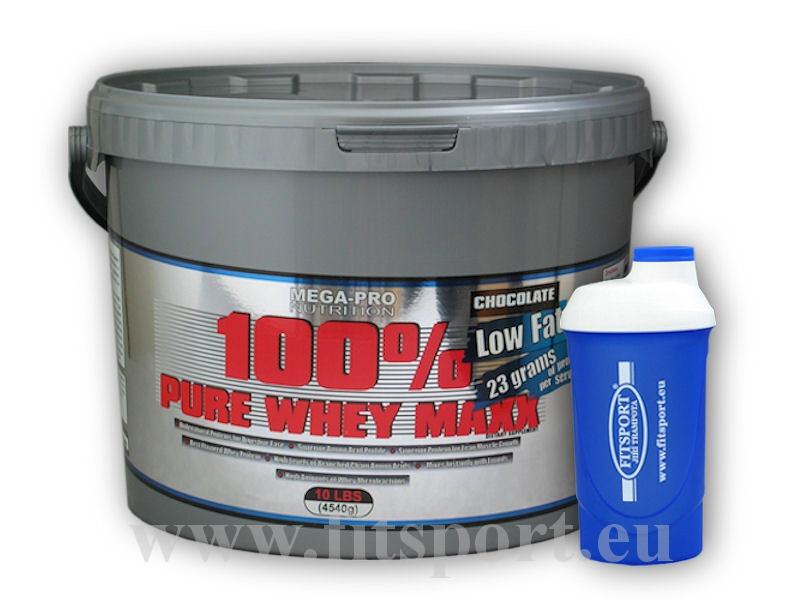 100% Pure Whey Maxx 4540g +