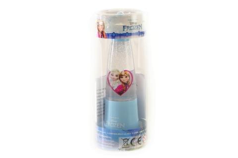 Frozen vodní lampička
