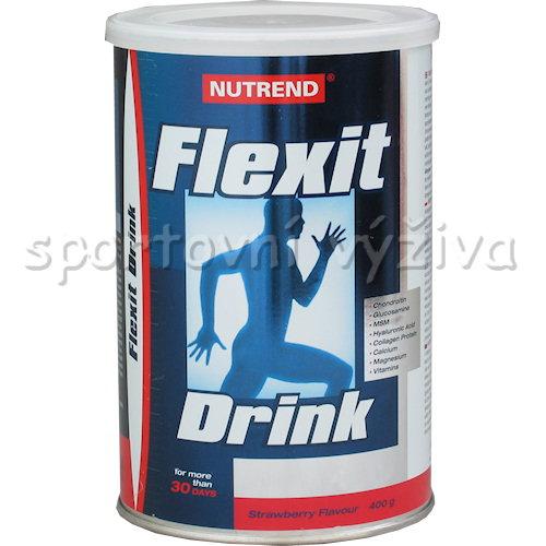 Flexit Drink - 400g-jahoda