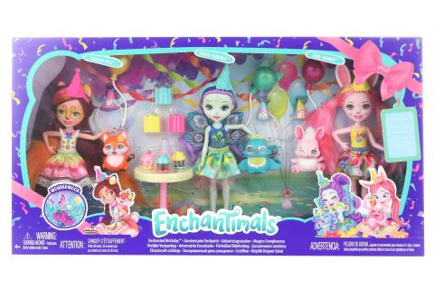 Enchantimals narozeninová oslava GJX22