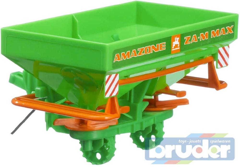 BRUDER 02327 (2327) Rozmetadlo hnojiv - AMAZONE - nesené