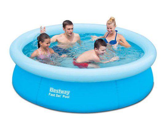 Samostavěcí bazén Bestway 198x51cm