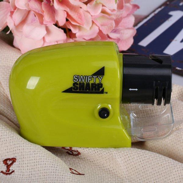Elektrický brousek na nože a nůžky