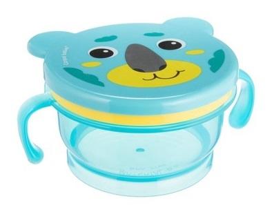 Canpol babies Uzavíratelná miska Hello Little - medvídek