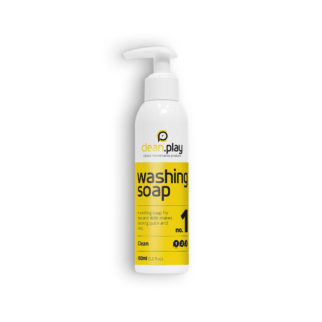 Tekuté mýdlo Cobeco CleanPlay Washing soap 150ml