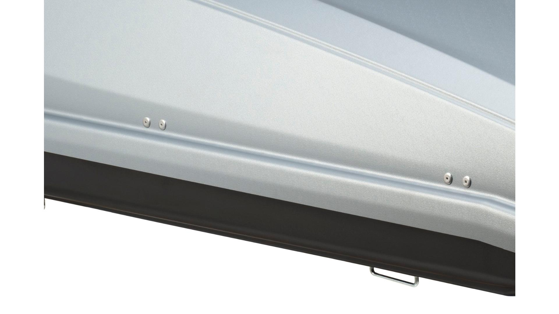 Taurus střešní box Easy 430 (180x78x40) 430 l.- šedý matný