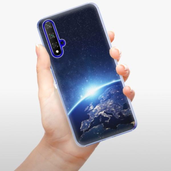 Plastové pouzdro iSaprio - Earth at Night - Huawei Honor 20