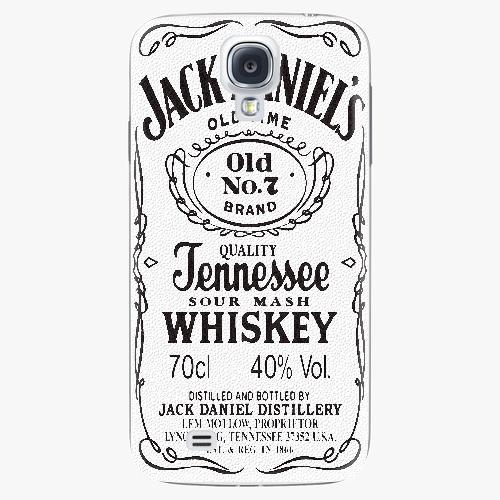 Plastový kryt iSaprio - Jack White - Samsung Galaxy S4