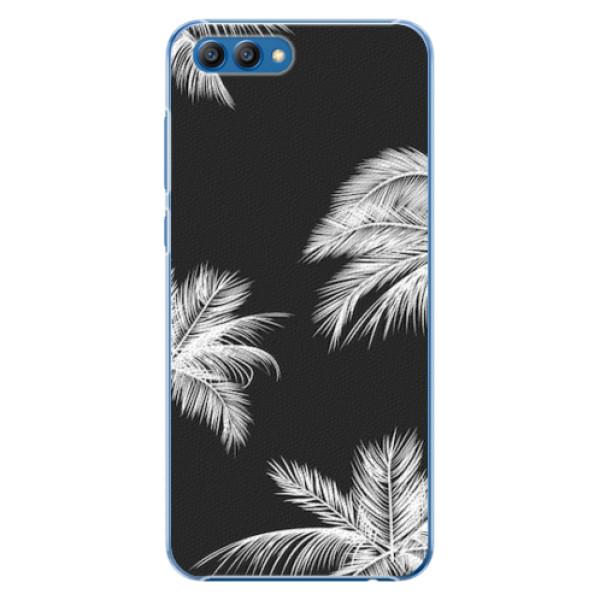 Plastové pouzdro iSaprio - White Palm - Huawei Honor View 10