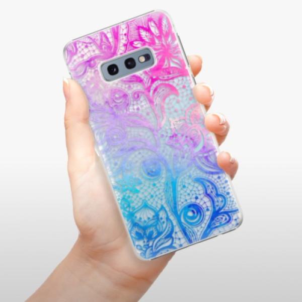 Plastové pouzdro iSaprio - Color Lace - Samsung Galaxy S10e
