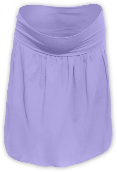 Balónová sukně - lila - S/M