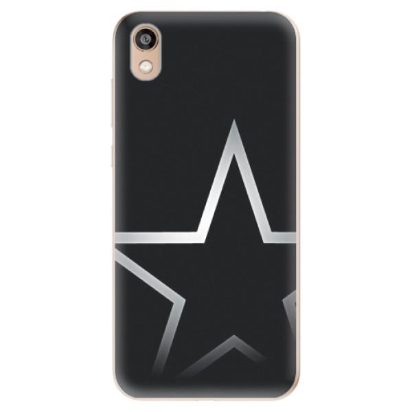 Odolné silikonové pouzdro iSaprio - Star - Huawei Honor 8S