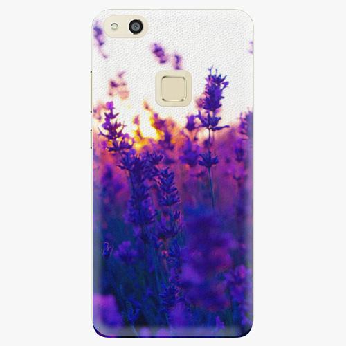 Plastový kryt iSaprio - Lavender Field - Huawei P10 Lite