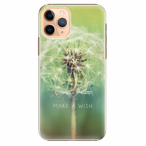 Plastový kryt iSaprio - Wish - iPhone 11 Pro