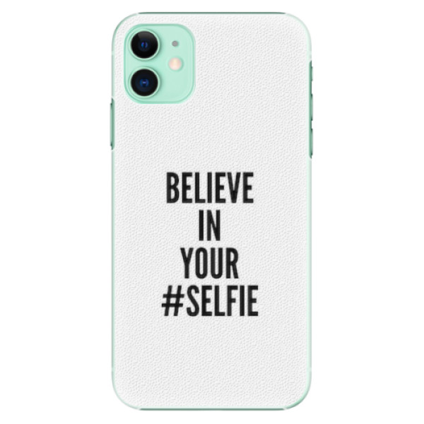 Plastové pouzdro iSaprio - Selfie - iPhone 11