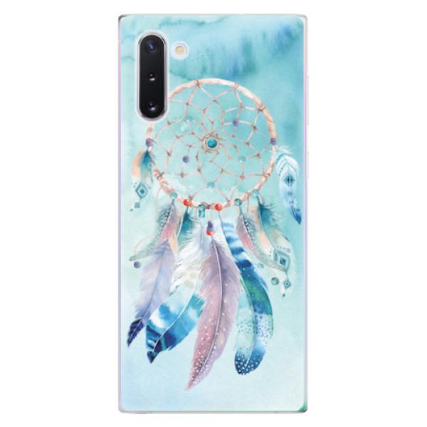 Odolné silikonové pouzdro iSaprio - Dreamcatcher Watercolor - Samsung Galaxy Note 10